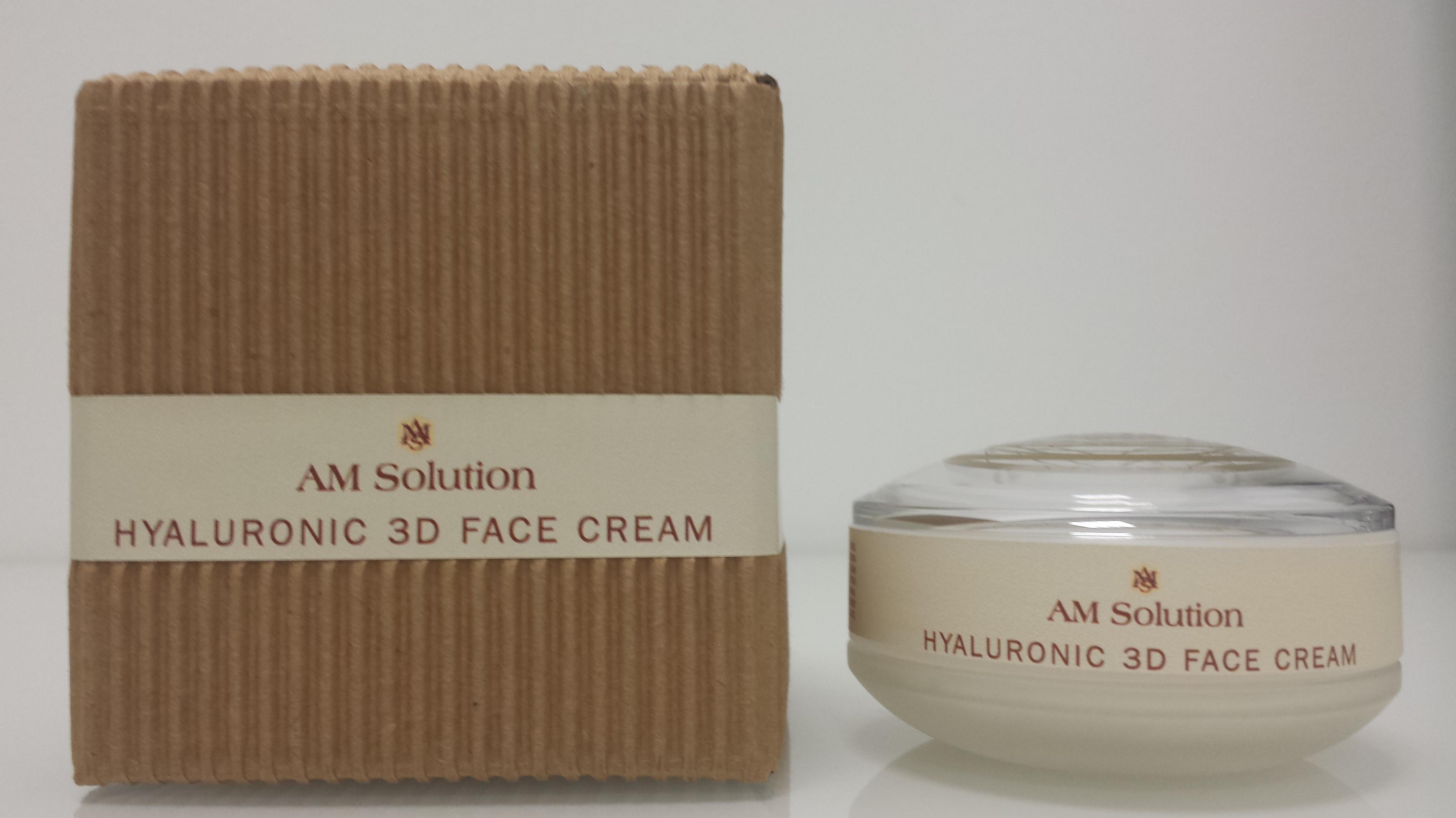 crema acido ialuronico per il viso