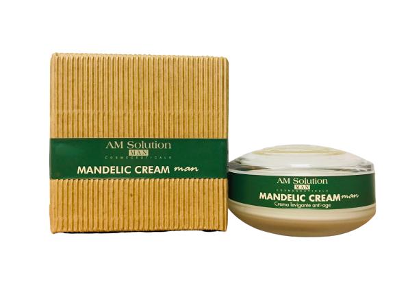 crema antiage uomo mandelic cream man