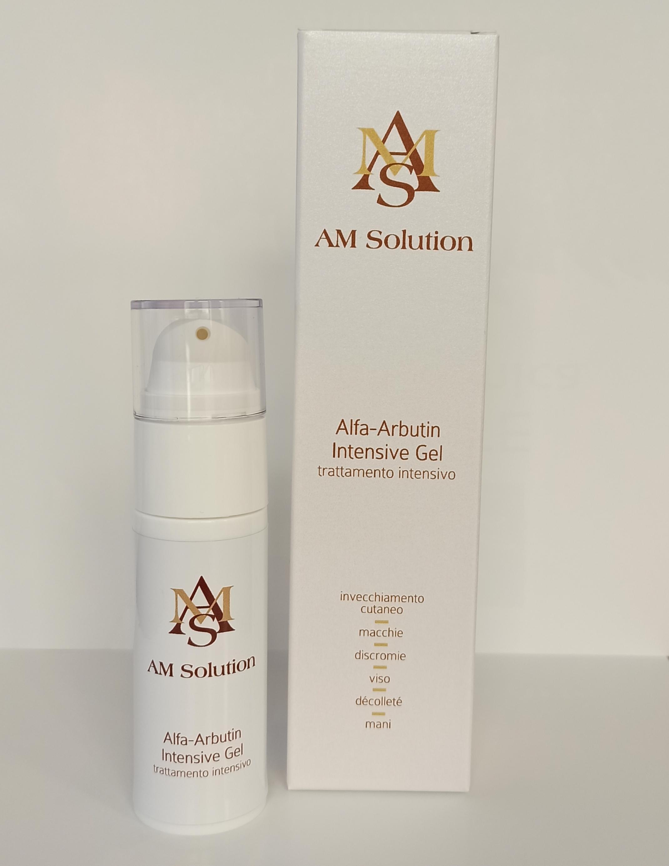 Alfa-Arbutin Intensive gel    flacone airless 30 ml